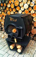 Отопительная печь с варочной плитой Rud Булерьян Кантри, 27 кВт [тип 03]