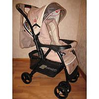 Детская прогулочная коляска Baciuzzi B14, бежевый