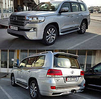 Тюнинг обвес Middle East для Toyota Land Cruiser 200 2015+