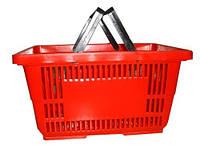 Корзины покупательские / корзинки самообслуживания 20 л