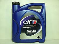 Масло моторное Elf Evolution 900 NF 5w40 4л