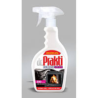 Жидкость для чистки пригораний, грилей, печей и каминов Dr.Prakti express clean, 550 мл (Польша)