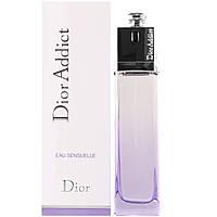 Christian Dior Addict Eau Sensuelle парфюмированная вода 100 ml. (Кристиан Диор Аддикт Еау Сенсуэль)