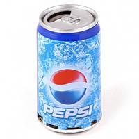 Портативная колонка банка Pepsi с MP3 и FM, фото 1
