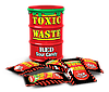 TOXIC WASTE RED