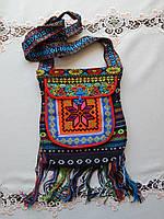 Модная карпатская сумка