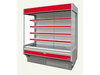 Холодильный регал / горка пристенная Cold R 12 Р