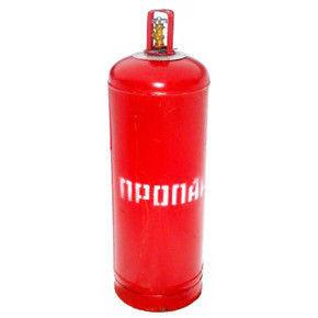 Газовий балон побутової об'ємом 50 літрів пр-ва Новогрудського заводу газової апаратури Білорусь