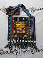 Карпатская женская сумка большая