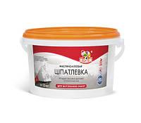 Шпатлевка масляно-клеевая для внутренних работ OLECOLOR, 3.5кг