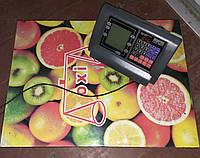 Торговые весы OXI 45х60см  - 300 кг