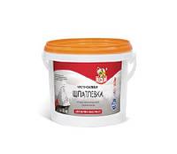 Шпатлевка масляно-клеевая для внутренних работ OLECOLOR, 0,9кг