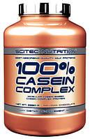 100% Casein Complex Scitec Nutrition, 2350 грамм