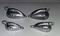 Груз - головка разборная Фильда вес 4 г (упак. 50 шт), фото 1
