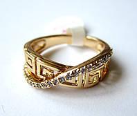Кольцо женское привлекательное , медицинская сталь , размер 17
