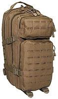 """Рюкзак USA  Assault I """"Laser"""" 30L , coyote. MFH Германия., фото 1"""