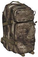 """Рюкзак USA  Assault I """"Laser"""" 30L , HDT camo (A-tacs). MFH Германия., фото 1"""