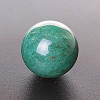 [3см] Шар из натурального камня Авантюрин зеленый