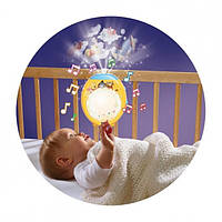 Светильники, ночники Проектор BRIGHT START TOMY Kubus lullaby