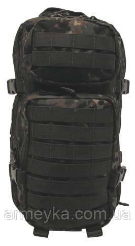 Рюкзак USA Assault I 30L , flecktarn. MFH Німеччина.