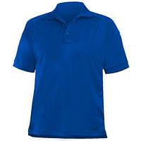 УЦЕНКА! CoolMax футболка полиции POLO, синяя. Великобритания, оригинал.
