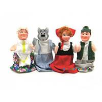 Кукольный театр Красная шапочка Чудисам В069