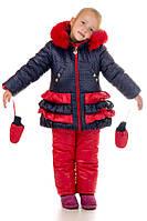 Детский зимний комбинезон оптом