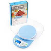 Весы кухонные электронные QZ-161 до 5 килограмм