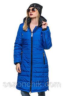 Зимняя женская куртка модная