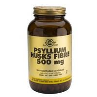 Псиллиум, клетчатка кожицы листа-капсулы для похудения,для достижения чувства сытости(Солгар)