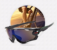 Мужские женские солнцезащитные очки UV400 для спорта, велосипеда
