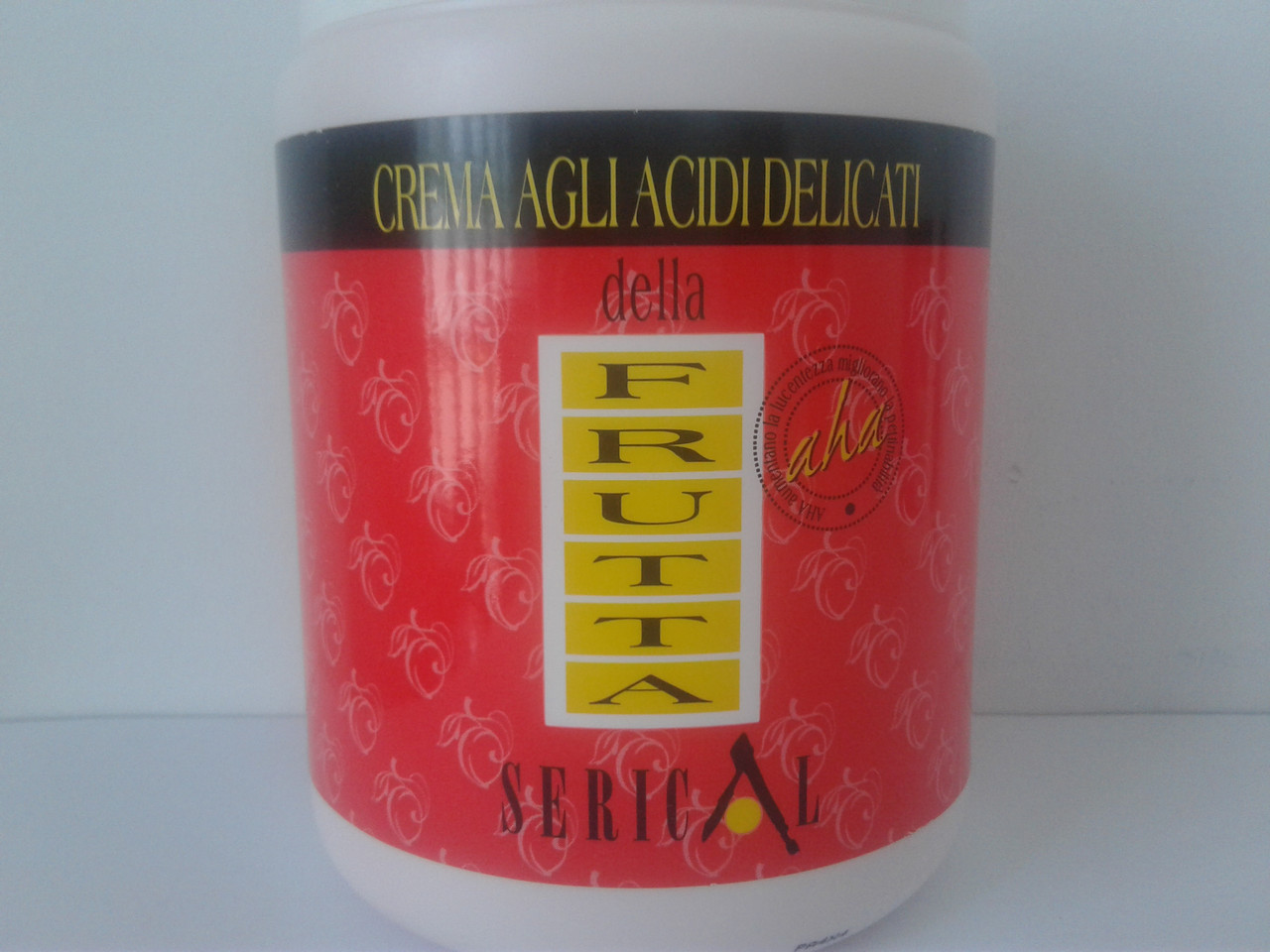 Крем - Маска для волос с фруктовыми кислотами Serical Crema Frutta1000 ml. Echosline (Италия)