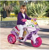Электромобиль Мотоцикл Princess Peg Perego Iged0917