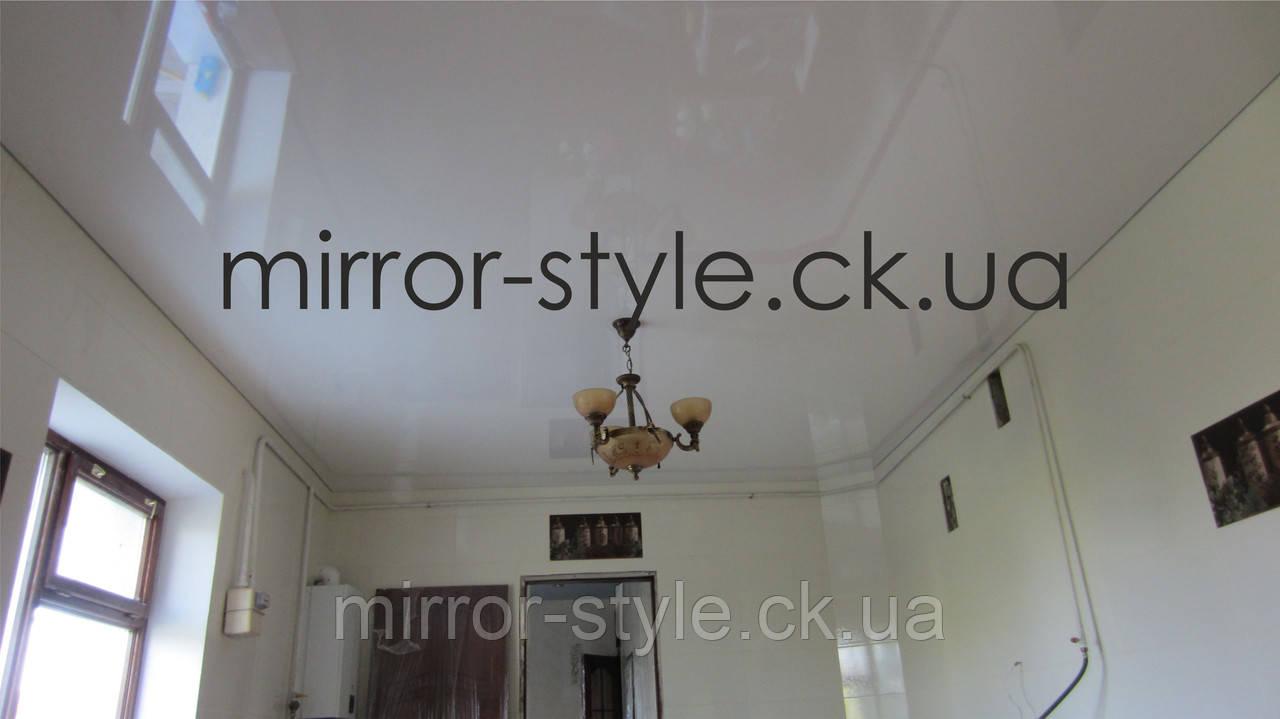 Монтаж - натяжные потолки на кухне  цена Черкассы