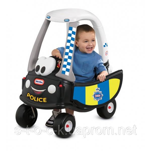 Самохідна поліцейська машинка Little Tikes 172984