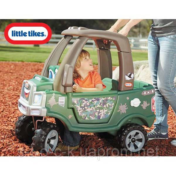 Самоходная машинка – внедорожник Little Tikes Pick Up 484643