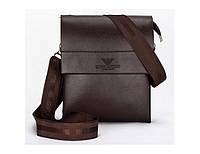 Мужская сумка Giorgio Armani brown 886