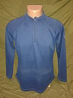 CoolMax футболка-реглан  полиции Великобритании ,  синий  оригинал