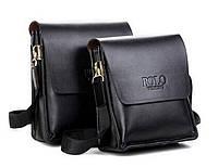 Мужская сумка Polo black 3012