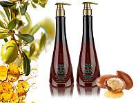 Kleral System Argan & Shea butter Shampoo Шампунь с Арганом и маслом Ши 500 мл (Италия)