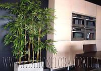 Искусственный бамбук, изгородь 130 см