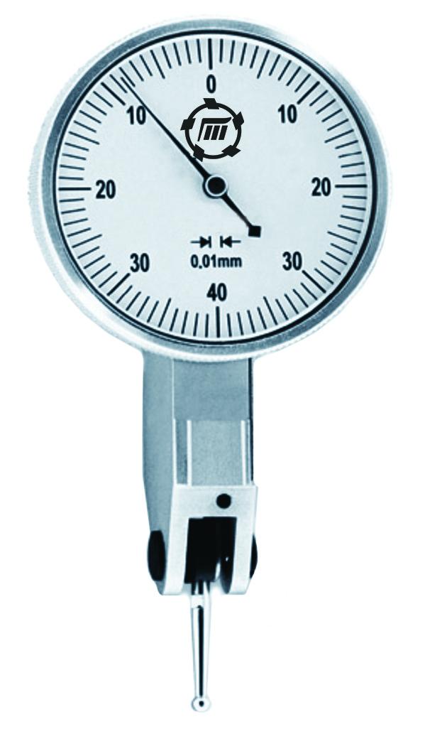 Индикатор ИРБ 0-0.12 0.001 рычажно-зубчатый  (Туламаш) - Измерительный и металлорежущий инструмент в Киеве