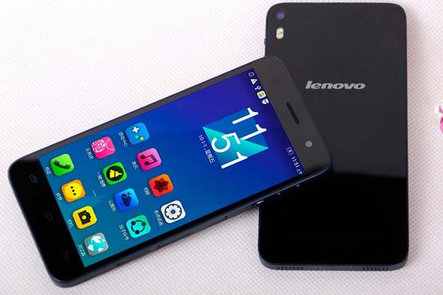 Обзор смартфона Lenovo S858t