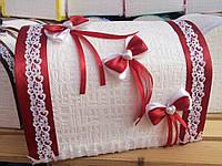 Свадебные сундуки и коробки для денег