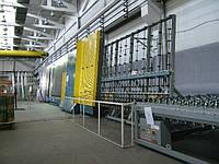 Стеклопакетная линия Lisec 2500Х3500.