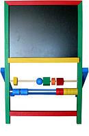 Доска магнитная для рисования Малыш Komarovtoys М 420