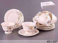 """Чайный набор """"Восточная сказка""""  12 предметов, 250 мл ed451-057"""
