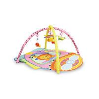Игровой развивающий коврик Lorelli Самолет