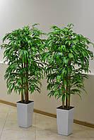 Искусственный бамбук Green с натуральным стволом 130 cм