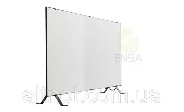 Металлокерамический обогреватель  ENSA CR1000Т  WHITE (с терморегулятором) - 950Вт.